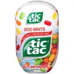 Tic Tac Fruit Adventure Bottle, 3.4 oz Each, 48 Bottles Total