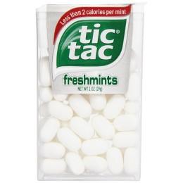 Tic Tac Mints Freshmint, 1 oz Each, 288 Total