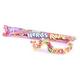 Nerds Ropes, 1 oz Each, 12 Boxes of 24 Ropes, 288 Total