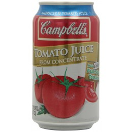 Campbell's Tomato Juice, 11.5 oz Each, 24 Total