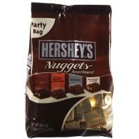 Hershey Nugget Assortment 38.5 oz Each Bag, 9 Total Bags