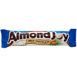 Almond Joy, 1.61 oz Each, 9 Boxes of 36 Bars, 324 Total