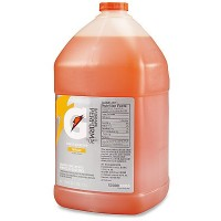Gatorade Orange Liquid Concentrate, 1 Gallon Each, 4 Total