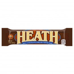 Heath Bar 1.4 oz Each, 432 Bars Total
