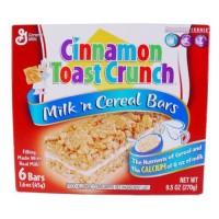 Cinnamon Toast Crunch Milk n' Cereal Bar, 1.58 oz ea. 96 Total