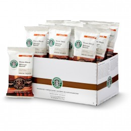 Starbucks House Blend Coffee Portion Pack, 2.5 oz ea. 72 Total