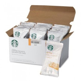 Starbucks Blonde Veranda Coffee Portion Pack, 2.5 oz ea. 72 Total