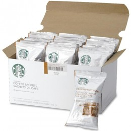 Starbucks Decaf Pike Place Coffee Portion Pack, 2.5 oz ea. 72 Total