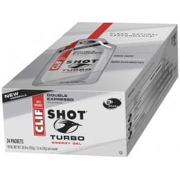 Clif Gel Shot Double Expresso 1.2 oz Each Shot, 192 Shots Total