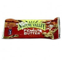 General Mills 11584 Nature Valley Granola Peanut Butter Bar 0.77oz Each Bar, 144 Bars Total