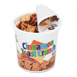 General Mills 13897 Cinnamon Cereal Toast Cup 2.01 oz Each Cup, 60 Cups Total