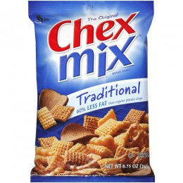 General Mills 13981 Chex Mex Mix Traditional 8.75 oz Each Bag, 30 Bags Total