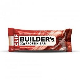 Clif Bar Chocolate Builders Bar 2.4 oz Each Bar, 144 Bars Total