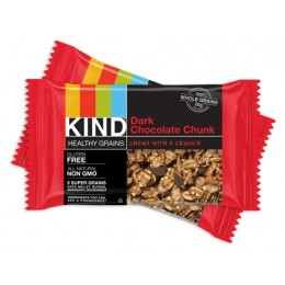 Kind Bar Dark Chocolate Chunk Bar 1.2 oz Each Bar, 72 Bars Total