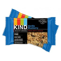 Kind Bar Vanilla Blueberry Bar 1.2 oz Each Bar, 72 Bars Total
