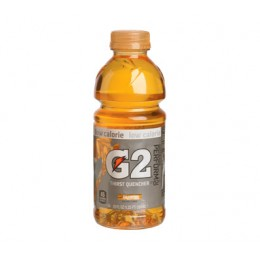 Gatorade G2 Orange, 20 oz Each, 24 Bottles Total
