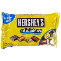 Hershey Miniatures 19.75 oz., 12 Pack