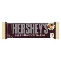 Hershey Almond Retail Pack, 1.45 oz Each Bar, 432 Bars Total