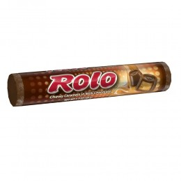 Rolo Candy, 1.7 oz Each, 12 Boxes of 36 Packages, 432 Total