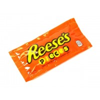 Reese's Pieces 1.53 oz. per Pack, 324 Total Packs