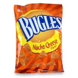 General Mills 28087 Bugles Nacho 3oz Each Bag, 36 Bags Total