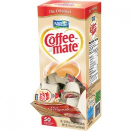 Coffee Mate Liquid Single Creamer Original, .38 oz ea. 180 Total