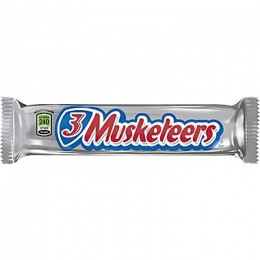 3 Musketeers Bar, 1.92 oz Each, 10 Boxes of 36 Bars, 360 Total
