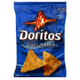 Doritos Cool Ranch 1.75oz Bags 64/CS