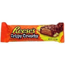 Reese's Crispy Crunchy Peanut Butter Bar, 1.7 oz ea. 288 Total