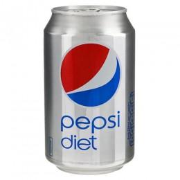 Diet Pepsi, 12 oz Each, 24 Cans Total