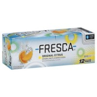Fresca Soda Can Fridge Pack, 12 oz Each, 24 Cans Total