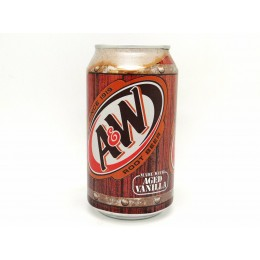 A&W Root Beer, 12 oz Each, 24 Total