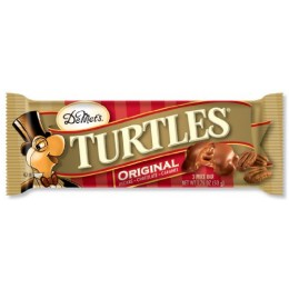 Demet's Turtles 3 Piece, 1.76 oz Each, 144 Total