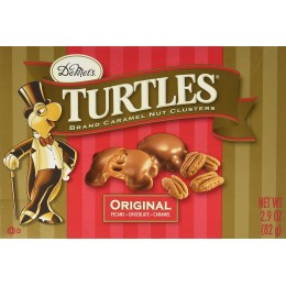 Demet's Turtles, 2.3 oz Each, 144 Total