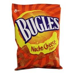 Bugles Nacho Cheese, .875 oz Each, 60 Bags Total