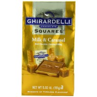 Ghirardelli Milk and Caramel Filled Chocolate, 5.32 oz Each, 6 Total