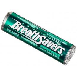 Breath Savers Wintergreen Rolls .75oz ea. 360 Total