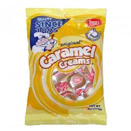 Goetze Caramel Creams, 4 oz Each, 12 Total