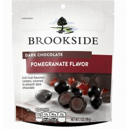 Brookside Dark Chocolate Pomegranate 3 oz, 80 Bags Total