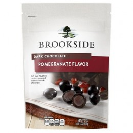 Brookfield Dark Chocolate Pomegranate 21 oz Each Bag, 9 Bags Total
