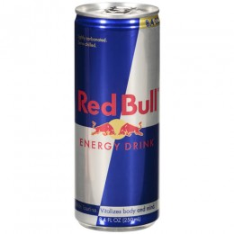 Red Bull Energy Drink, 8.4 oz Each, 24 Cans Total