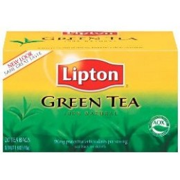 Lipton Green Tea Bags, 500 Total