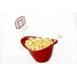 Mini Wild Fling - The Ultimate Popcorn Bowl 4 Qt Red