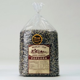 Amish Popcorn Blue - 6 lb bag