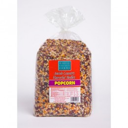 Amish Popcorn Rainbow - 6 lb bag
