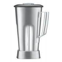 Waring Commercial CAC90 64-oz. Stainless Steel Container Complete with Blade and Lid MX Series