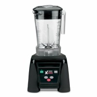 Waring Commercial MX1050XTXP 3.5 HP Blender w/ Electronic Keypad and 48oz BPA-Free Copolyester Container