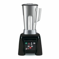 Waring Commercial MX1100XTS 3.5 HP Blender w/ Electronic Keypad 30-Second Countdown Timer and 64oz Stainless Steel Container