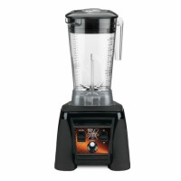 Waring Commercial MX1200XTX 3.5 HP Blender w/Variable Speed Dial Controls and The Raptor 64oz BPA-Free Copolyester Container