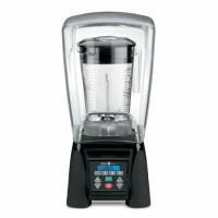 Waring Commercial MX1500XTXP 3.5 HP Blender w/ LCD Display, Programmable, 48-oz. BPA-Free Copolyester Container and Sound Enclosure